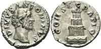 Denar 161 - 180 RÖMISCHE KAISERZEIT Divus Antoninus Pius, ab 161 n. Chr... 140,00 EUR  zzgl. 3,00 EUR Versand