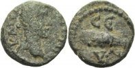 Pisidien/Selge Bronze Antoninus Pius, 138 - 161