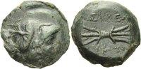 Bronze 240 - 220 Königreich Bosporus Leukon II., ca. 240 - 220. sehr sc... 50,00 EUR  zzgl. 3,00 EUR Versand