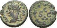 Bronze 218 - 222 Syrien Antiochia am Orontes Elagabalus, 218 - 222. seh... 55,00 EUR  zzgl. 3,00 EUR Versand