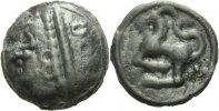 Potinmünze 100 - 50 Kelten Gallien Sequani Ca. 1. Jahrhundert vor Chris... 100,00 EUR  zzgl. 3,00 EUR Versand