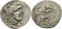 Thrakien/Odessos Tetradrachme Zeit Mithradates VI., 125/65 v. Chr