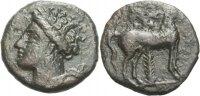 Bronze 350 - 280 Zeugitania  ss  55,00 EUR  zzgl. 3,00 EUR Versand
