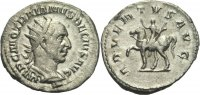 R&Ouml;MISCHE KAISERZEIT Denar 249 - 251 f.vz Trajanus Decius, 249 - 251 55,00 EUR 
