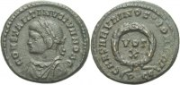 R&Ouml;MISCHE KAISERZEIT Follis 321 - 324 ss+ Constantinus II., 317 - 337 50,00 EUR inkl. gesetzl. MwSt., zzgl. 3,00 EUR Versand