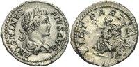 Denar 201 - 206 RÖMISCHE KAISERZEIT Caracalla, 197 - 217 ss  85,00 EUR  zzgl. 3,00 EUR Versand