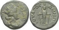 Lydien Iulia Gordos Bronze Pseudo-autonome Prägungen Bronze, ca. 138 - 161.