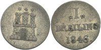 Dreiling 1846 Hamburg  ss  10,00 EUR  zzgl. 3,00 EUR Versand