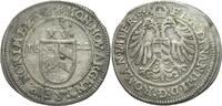 XV Kreuzer 1622 Nürnberg  ss  28,00 EUR  zzgl. 3,00 EUR Versand