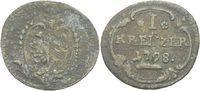 Kreuzer 1798 Nürnberg  ss-  10,00 EUR  zzgl. 3,00 EUR Versand