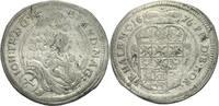 1/6 Taler 1676 Brandenburg Ansbach Johann Friedrich, 1667-1686. Schrötl... 38,00 EUR  zzgl. 3,00 EUR Versand