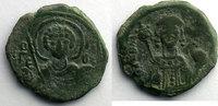 Bysantinische Münzen   s  /  s+ Tétartéron   (Théssalonique)    TB/TB+ 50,00 EUR  zzgl. 5,00 EUR Versand