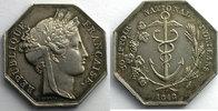 1848 Jetons und Medaillen Jeton octogonal en argent   1848    TTB+ ss+  60,00 EUR  zzgl. 5,00 EUR Versand