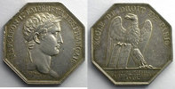1804 Jetons und Medaillen jeton octogonal en argent   Napoléon I   An ... 150,00 EUR  zzgl. 5,00 EUR Versand