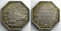 1820 Jetons und Medaillen jeton octogonal en argent   Paris   1820    ... 65,00 EUR  zzgl. 5,00 EUR Versand