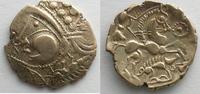 Keltische Münzen Hémistatère d'or bas au sanglier et au torque    TTB... 1450,00 EUR kostenloser Versand