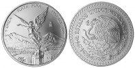 1 Unze   Mexico Siegesgöttin -   Siegesgöttin 1997 unc Silber   59,00 EUR  zzgl. 3,90 EUR Versand