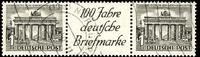 Berlin - Zusammendrucke - Berliner Bauten Ausgabetag 1. November 194... 22,50 EUR