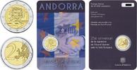 2 Euro 2015  Andorra -   '25 Jahre Zollunion mit der EU' 2015 im Bliste... 29,80 EUR  zzgl. 3,90 EUR Versand