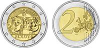2 Euro 2016  Italien -   2.200. Todestag von Titus Maccius Plautus 2016... 2,90 EUR  zzgl. 3,90 EUR Versand