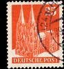 Amerikanische und Britische Zone - Freimarken: Bautenserie, Kölner D... 16,00 EUR  zzgl. 3,90 EUR Versand