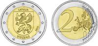 2 Euro 2016  Lettland -   Vidzeme - Regionen #1 2016 bfr 25,75 mm, 8,50... 2,90 EUR  zzgl. 3,90 EUR Versand