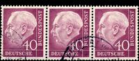 Bundesrepublik Deutschland - Freimarken: Bundespräsident Theodor Heu... 79,00 EUR  zzgl. 3,90 EUR Versand