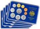 Kursmünzensatz   - 1986 PP in Originalverpackung Münzzeichen DFGJ, Nomi... 59,00 EUR  zzgl. 3,90 EUR Versand