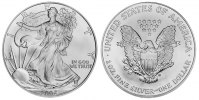 USA 1 Dollar - 1 Dollar Eagle 2006 unc Silber
