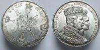 Krönungstaler 1861 Deutschland Preussen ss+  35,00 EUR  zzgl. 5,00 EUR Versand