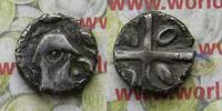 Drachme 1 Jh. V.Ch. Kelten Kelten Silber Drachme Tolosates (Toulouse) ss  88,00 EUR  zzgl. 5,00 EUR Versand