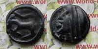 Potin 1 Jh. v.Chr. Kelten Potin - Séquanes ss  62,00 EUR  zzgl. 5,00 EUR Versand