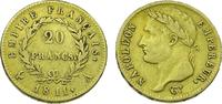 Frankreich 20 Francs Napoleon I. (1804-1814)