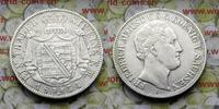 3 Mark 1854 F Deutschland Sachsen, Friedrich August II. (1836-1854) ss  75,00 EUR  zzgl. 5,00 EUR Versand