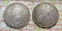 Taler 1745 KB Römisch Deutsches Reich RDR RDR Maria Theresia (1740 - 17... 435,00 EUR  zzgl. 5,00 EUR Versand