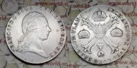 Kronentaler 1796 C Österreich Kaiser Franz II ss Justierspuren  72,00 EUR  zzgl. 5,00 EUR Versand