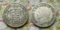 1/6 Thaler 1856 Deutschland Sachsen, König Johann 1/6 Taler 1856 -ss  20,00 EUR  zzgl. 5,00 EUR Versand