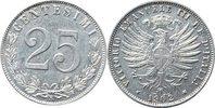 Italien 25 centesimi 25 centesimi 1902 Italien