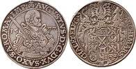 Sachsen 1 Taler 1581 sehr sch&ouml;n 1 Taler 1581 Sachsen 345,00 EUR inkl. gesetzl. MwSt., zzgl. 5,00 EUR Versand