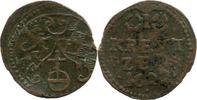 Kipper-Kreuzer 1622 Amberg, Bayern, Maximilian I., 1598-1651, ss+/ss-  30,00 EUR  zzgl. 3,50 EUR Versand