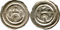 Brakteat, ca. 1190-1200 Ravensburg - kgl. Münze,  ss  125,00 EUR  zzgl. 5,00 EUR Versand