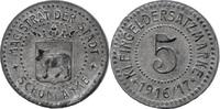 5 Pf 1916/17, Schönlanke (Posen) - Spar- und Vorschußverein,  ss-vz  18,00 EUR  zzgl. 3,50 EUR Versand