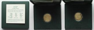 2005 Polen POLEN 100 Zlotych 2005 JOHANNES PAUL II. Gold 8g in Box mit Zertifikat # 36786 PP