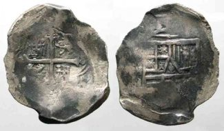 Mexiko  1621-1667 ss MEXIKO 8 Reales o.J.(...