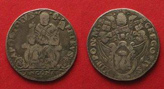 Vatikan - Ancona  1572-1585 ss ANCONA Test...