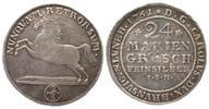 1761 Braunschweig-Wolfenbüttel 24 Mariengroschen (2/3 Taler) 1761 IBH ... 119,99 EUR  zzgl. 6,50 EUR Versand