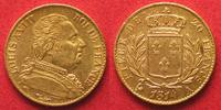 1814 Frankreich FRANKREICH 20 Francs 1814...