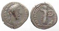 Roman Imperial  COMMODUS 180-192 AR Denar 183-184 Minerva # 58297