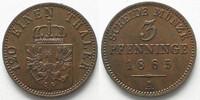 1856 Preussen PREUSSEN 3 Pfennig 1865 A WILHELM I. Kupfer ERHALTUNG! #... 8,99 EUR  zzgl. 4,50 EUR Versand