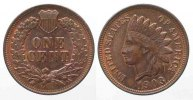 Vereinigte Staaten von Amerika  US 1903 INDIAN HEAD CENT bronze rainbow patina UNC!!! # 77784